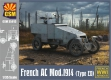 35; ROMFELL Armoured Car    WW I